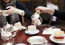 Немного о чайной церемонии в Англии