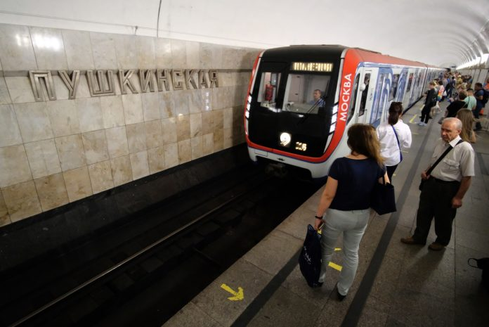 Правила поведения в метро