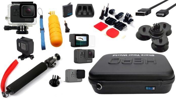 Аксессуары GoPro - как выбрать? Что стоит купить?