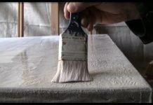 Как приготовить грунтовку для рисования