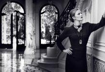 Выбор черного платья под особенности фигуры